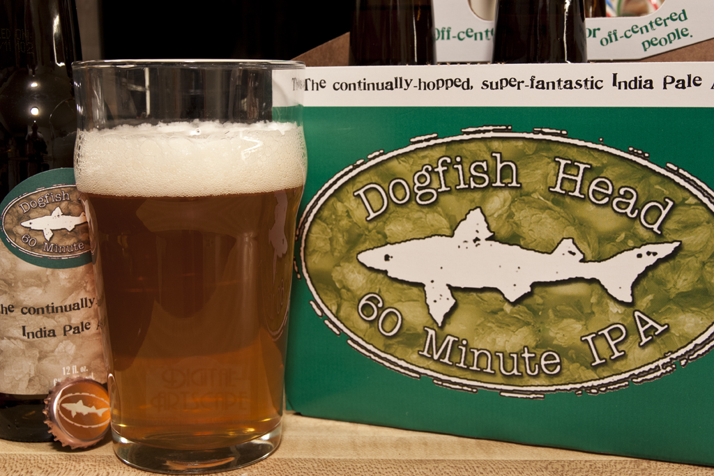 Image result for dogfish head 60 min ipa