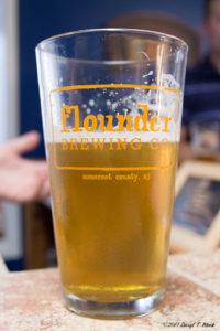 Flounder Brewing - Hill Street Honey Ale